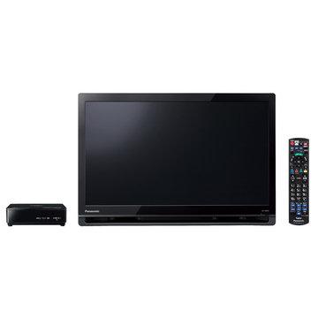パナソニック ポータブルデジタルテレビ 19V型 (ブラック) UN-19F8-K