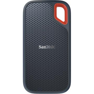 サンディスク エクストリーム ポータブルSSD 250GB SDSSDE60-250G-J25