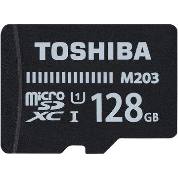 TOSHIBA UHS-I対応 Class10 microSDXCメモリカード 128GB MU-J128GX