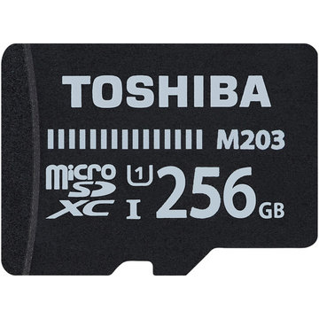 TOSHIBA UHS-I対応 Class10 microSDXCメモリカード 256GB MU-J256GX