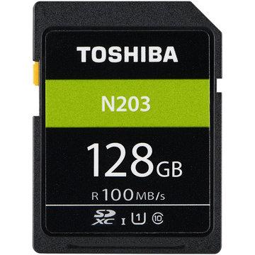 TOSHIBA UHS-I対応 Class10 SDXCメモリカード 128GB SD-LU128G