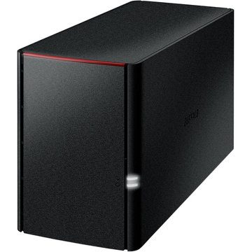 バッファロー RAID機能搭載 ネットワーク対応HDD 8TB LS220D0802G, アビックネットストア 5e7b018c