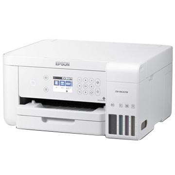 EPSON A4カラーIJ複合機/エコタンク/Wi-Fi/2.4型/ホワイト EW-M630TW