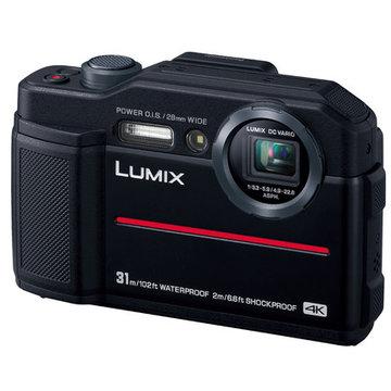 12/11 1時59分までエントリーポイント7倍 パナソニック デジタルカメラ LUMIX FT7 (ブラック) DC-FT7-K