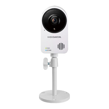 IODATA PoE給電対応ネットワークカメラ「Qwatch」 TS-NS210