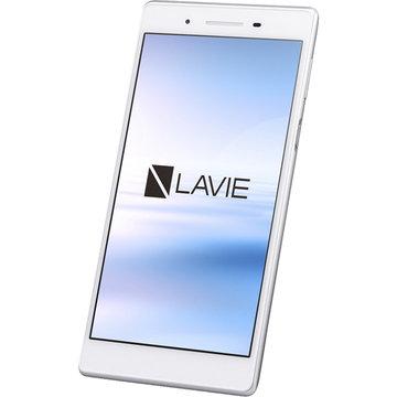 【期間限定 エントリーでP5倍】 NEC LAVIE Tab E - TE507/JAW ホワイト PC-TE507JAW