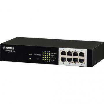 YAMAHA スマートL2スイッチ 8ポート SWX2210-8G