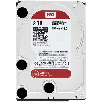 WESTERN DIGITAL 3.5インチ内蔵HDD 2TB SATA6Gb IntelliPower WD20EFRX