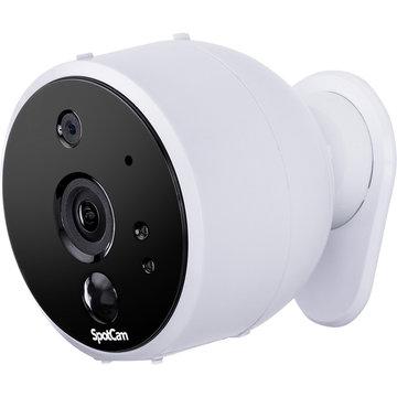 プラネックスコミュニケーションズ SpotCam クラウド録画&AI対応 バッテリーカメラ SpotCam-Solo