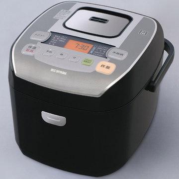 アイリスオーヤマ 米屋の旨み 銘柄炊き圧力IHジャー炊飯器 10合 RC-PA10-B