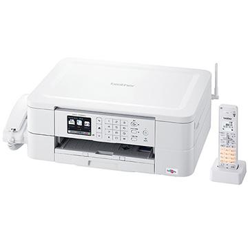 ブラザー A4IJ複合機/FAX/受話器/子機1/無線LAN MFC-J738DN