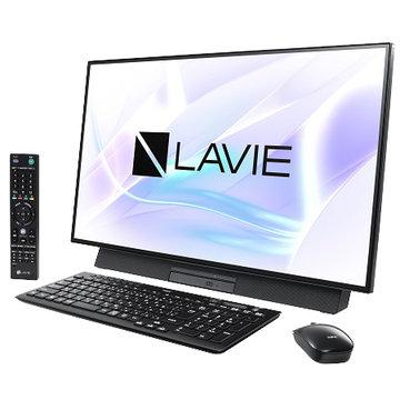 NEC LAVIE Desk AiO - DA970/MAB ファインブラック PC-DA970MAB