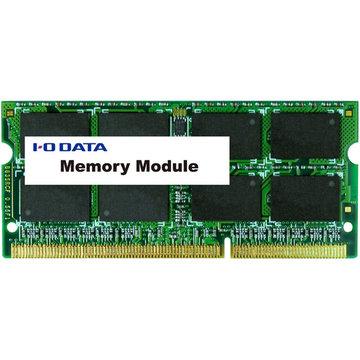 IODATA PC3L-12800対応ノートPCメモリー 8GB SDY1600L-8GR