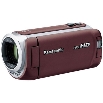 パナソニック デジタルハイビジョンビデオカメラ (ブラウン) HC-WZ590M-T