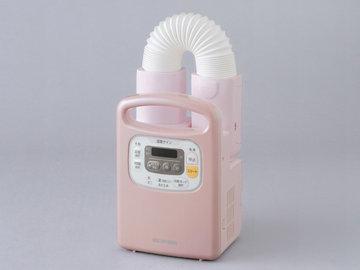 アイリスオーヤマ ふとん乾燥機 カラリエ タイマー付 ピンク FK-C3-P