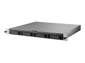 アイ・オー・データ機器 Linuxベース法人向け4ドライブラックマウントNAS 4TB HDL4-X4-U