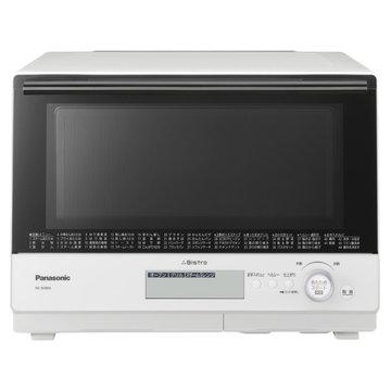 【エントリーでP10倍】 Panasonic スチームオーブンレンジ (ホワイト) NE-BS806-W