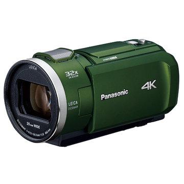 Panasonic デジタル4Kビデオカメラ (フォレストカーキ) HC-VZX2M-G