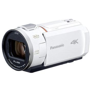 Panasonic デジタル4Kビデオカメラ (ピュアホワイト) HC-VZX2M-W