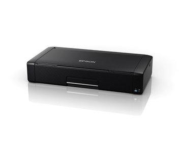 EPSON A4モバイルIJプリンター/バッテリー内蔵/Wi-Fi/ブラック PX-S06B
