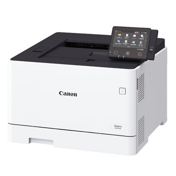 CANON A4カラーレーザープリンター Satera LBP664C 3103C005