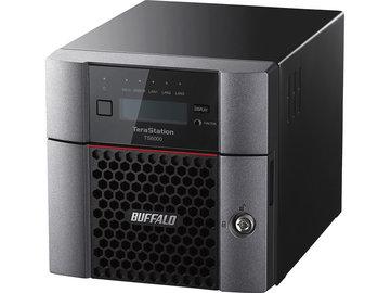 バッファロー TS6200DNシリーズ 2ベイ デスクトップNAS 4TB TS6200DN0402