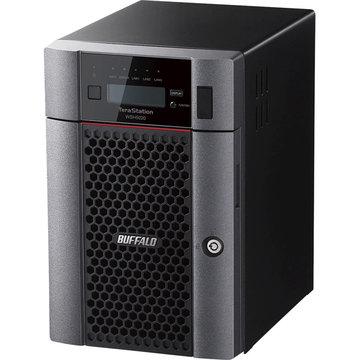 【エントリーでP10倍】 バッファロー HWRAID WS IoT2019SE 6ベイデスクトップNAS 12TB WSH5620DN12S9