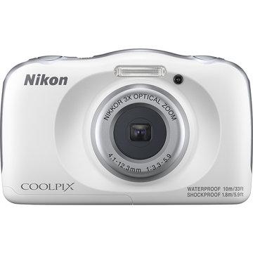 Nikon デジタルカメラ COOLPIX W150 ホワイト COOLPIXW150WH