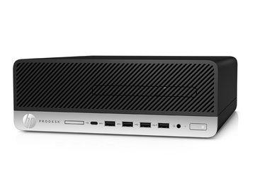 HP 600G5SF i3-9100/8/500m/P/O19/VGA 8EN71PA#ABJ