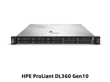 HP DL360G10 S4210 1P10C 16G 8SFF P408aNC GS P19779-291