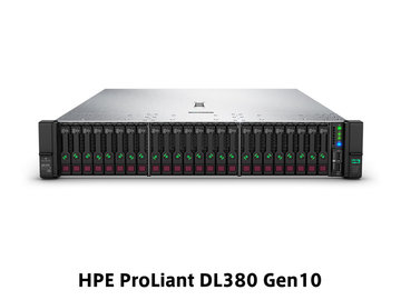 HP DL380G10 B3204 1P6C 16G 8LFF S100i NC GS P20182-291