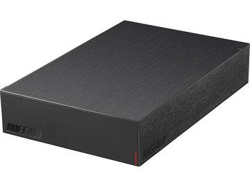 バッファロー USB3.2(Gen.1)対応外付HDD 6TB ブラック HD-LE6U3-BA