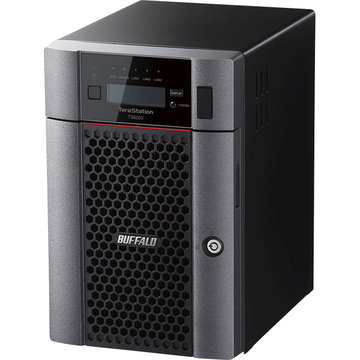 バッファロー TeraStation TS6000シリーズ 6ベイ 24TB TS6600DN2406