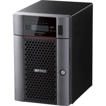 バッファロー TeraStation TS6000シリーズ 6ベイ 60TB TS6600DN6006