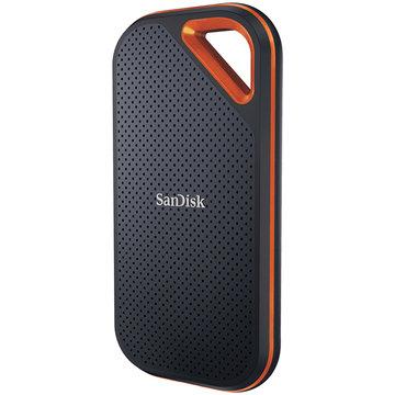 SanDisk エクストリーム プロ ポータブルSSD 2TB SDSSDE80-2T00-J25