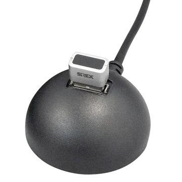 ラトックシステム USB接続指紋センサーシステムセット USB拡張ケーブル付 SREX-FSU4GT