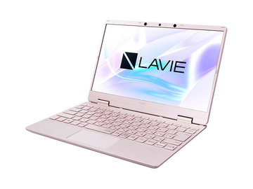 NEC LAVIE Note Mobile - NM750/RAG メタリックピンク PC-NM750RAG