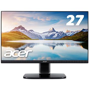 Acer 27型液晶ディスプレイ KA272bmix (IPS) KA272bmix