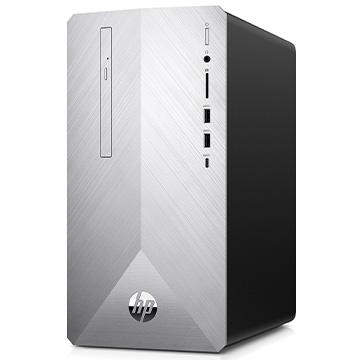 HP Pavilion 595-p(i5-9400 8GB SSD256GB+HDD2TB RX550)ブラッシュドシルバー 6DW08AA-AAMA
