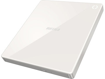 BUFFALO スマホ用CDレコーダー ラクレコ D バーゲンセール Wi-Fi RR-W1-WH 注文後の変更キャンセル返品