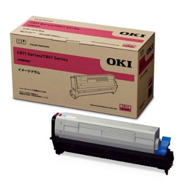 OKIデータ イメージドラム マゼンタ (MC8シリーズ/C8シリーズ) ID-C3LM