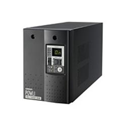 オムロン ソーシアルソリューションズ UPS(常時インバータ) AC200V:1000VA/700W:縦置 BU1002SW