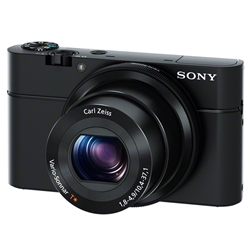 SONY デジタルカメラ Cyber-shot RX100 ブラック DSC-RX100