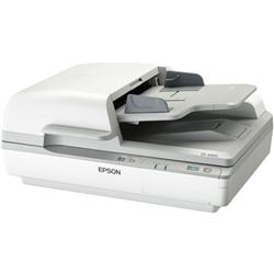 EPSON A4フラットベッドスキャナー/1200dpi/両面同時/ADF DS-6500