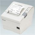 EPSON サーマルレシートプリンター/80mm/クールホワイト/USBIF TM885UD481