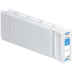 EPSON SureColor用 インクカートリッジ/700ml(シアン) SC1C70