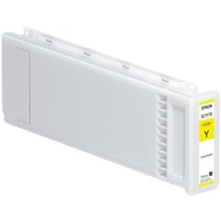 EPSON SureColor用 インクカートリッジ/700ml(イエロー) SC1Y70