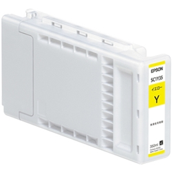 EPSON SureColor用 インクカートリッジ/350ml(イエロー) SC1Y35