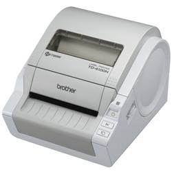 ブラザー 感熱ラベルプリンター TD-4100N