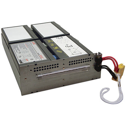 Schneider Electric Japan SMT1500RMJ2U 交換用バッテリキット APCRBC133J